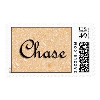 Chase Postage Stamp