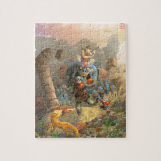 chase jigsaw puzzle