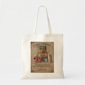 Chase & Sanborn's Tea Tote Bag