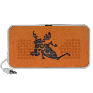 Chase the Moose speaker