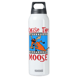 Chase the Moose Thermos Bottle