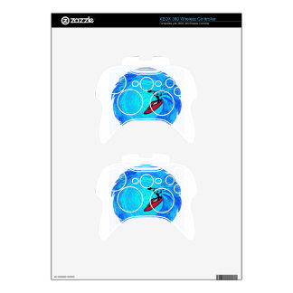 CHASE THE WILD XBOX 360 CONTROLLER DECAL