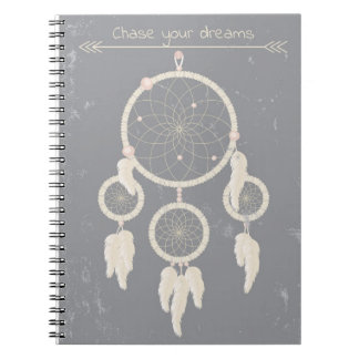 Chase your dream notebook