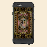 Chasecoeur Lotella Victorian Girl Baroque Monogram LifeProof® NÜÜD® iPhone 6 Case