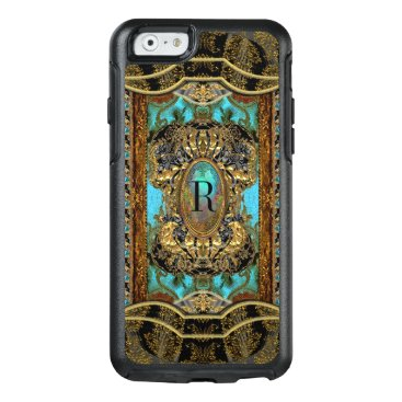 Chasecoure Protective Pretty Girly Monogram OtterBox iPhone 6/6s Case