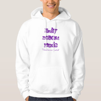 """""""Chasing a dream since I could talk"""" Emily DeBord Hoodie"""