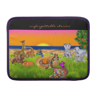 Chasing Butterflies by The Happy Juul Company MacBook Air Sleeve
