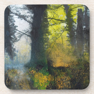"""Chasing Ghosts"" Coasters x6"