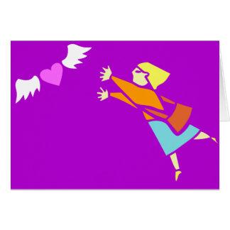 Chasing Love Card