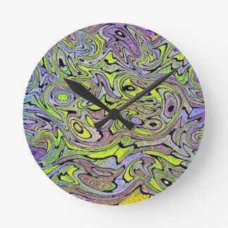 Chasing Tails Clock