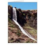 Chasing Waterfalls 1 Greeting Card