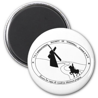 Chasing Windmills Magnet