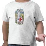 Chasity contra lujuria camiseta