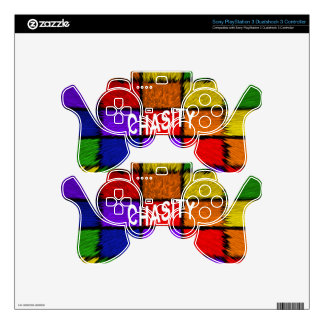 CHASITY SKINS FOR PS3 CONTROLLERS