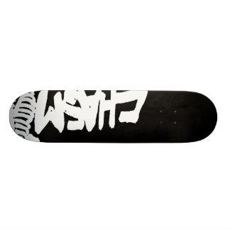 Chasm Logo Skateboard