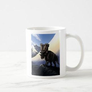 Chasmosaurus in the Mountains Mug