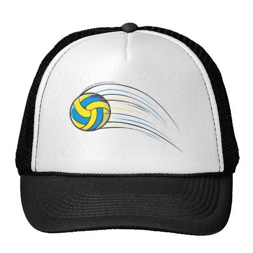 Chasquido del voleibol gorra