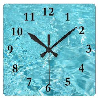 Chasquido Reloj Cuadrado