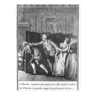 Chassa Candide du Chateau de Le Barón Postal