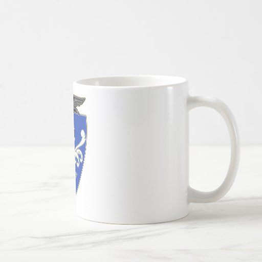 Chasse 1,7 de Escadron de una Provence Taza De Café