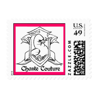 Chaste Couture Dove Postage