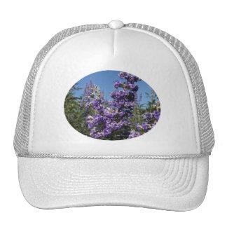 Chaste Tree Purple Flowers Trucker Hat