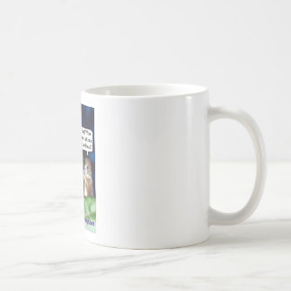 Chat about birthers classic white coffee mug