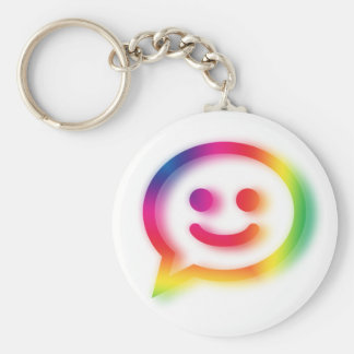 Chat Chat Chat Keychain
