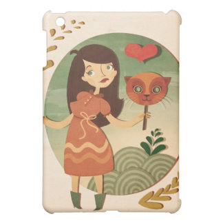 Chat iPad Mini Cover