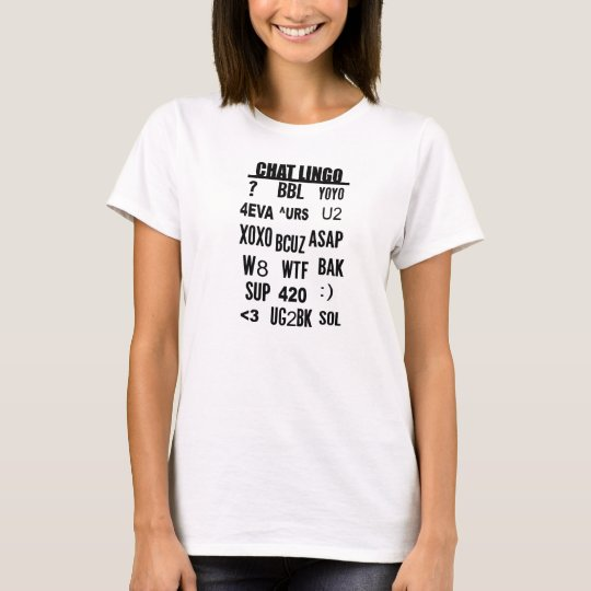 CHAT LINGO 2 T-Shirt