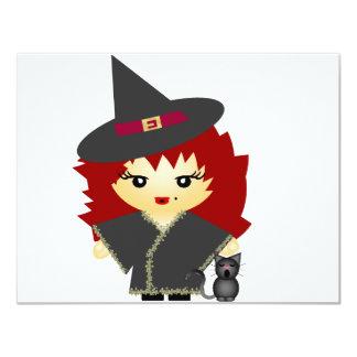 Chat Noir 4.25x5.5 Paper Invitation Card