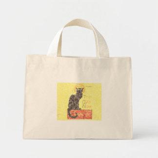 Chat Noir Mini Tote Bag