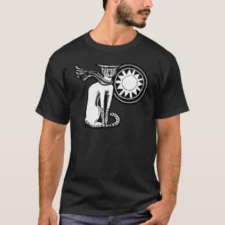 chat noir Basic Dark T-Shirt