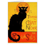 Chat Noir...Black Cat Card