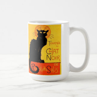 Chat Noir...Black Cat Coffee Cup