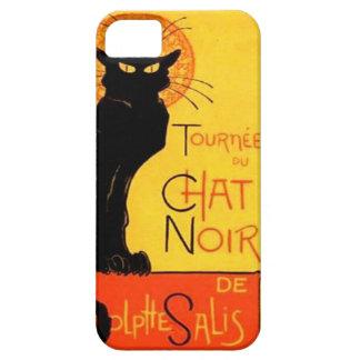 Chat Noir...Black Cat IPhone 5 Case