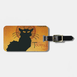 Chat Noir - Black Cat Tag For Bags