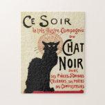 Chat Noir~Black Cat Puzzle