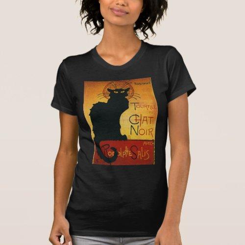 Chat Noir _ Black Cat T_Shirt