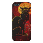Chat Noir iPhone Speck Case iPhone 5 Cover