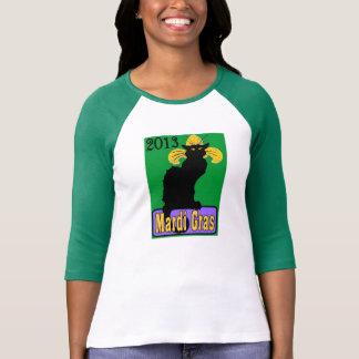 Chat Noir Mardi Gras 2013 T-Shirt