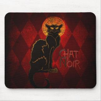 Chat Noir Mouse Pad