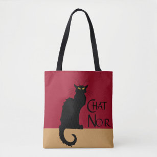 0e70c785c123 Chat Noir Tote Bag