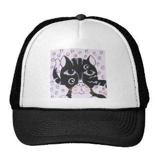 Chat  Noir Trucker Hat