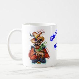 """Chat Room Cowboy"" (c) Fun Mug &Original Concept"