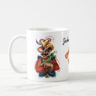 """""""Chat Room Cowboy"""" (c) GR8 Personalized Gift Mug! Coffee Mug"""