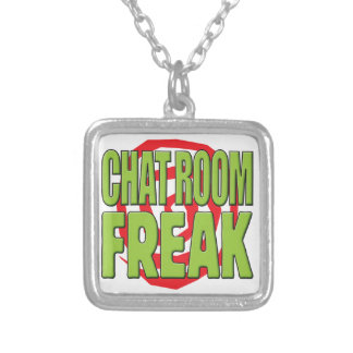 Chat Room Freak G Necklaces