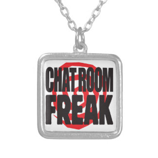 Chat Room Freak Custom Necklace