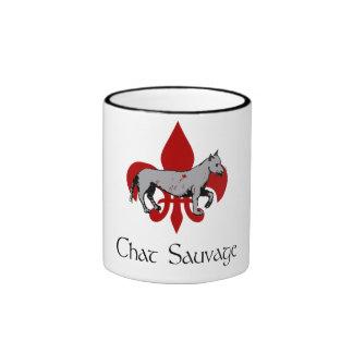 """""""Chat Sauvage"""" Mug"""