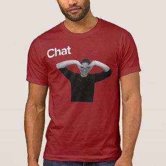 Chatception puro remera